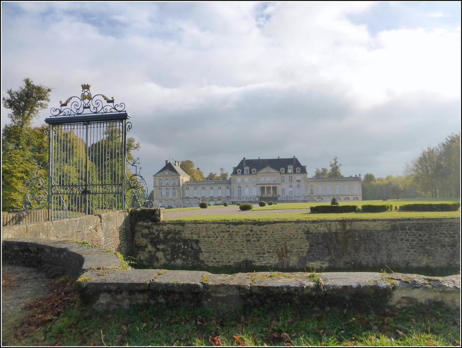 Périple étape 4 : La Normandie 3/3 ( Falaise/Versainville )