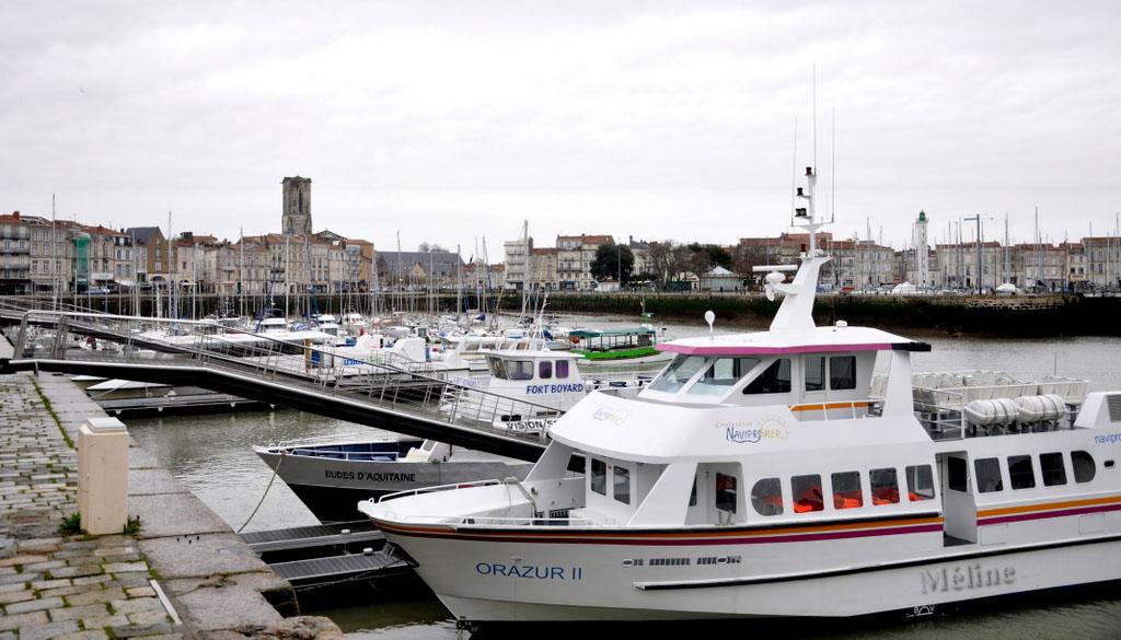 Mes vacances en Charente et Charente Maritime - La Rochelle