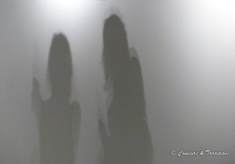 Un souffle, une ombre, un rien à la rencontre de la silhouette