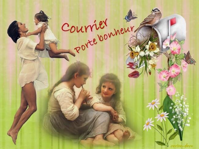 participation à mes clusters et 2 calendriers mai 2014 pour vous