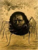 L'araignée du soir.  Boris Vian