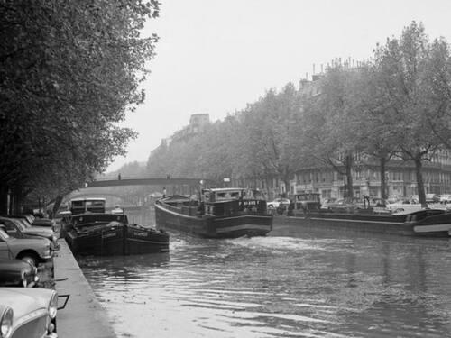 L'automne est arrivé - Paris 1963