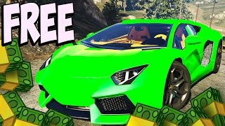 gta 5 free money