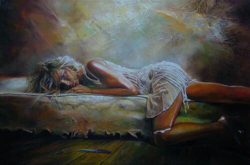 Les peintures de Wlodzimierz Kuklinski