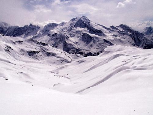 La Plagne - Mars 2007