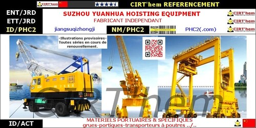 SUZHOU YUANHUA HOISTING EQUIPMENT