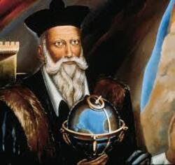 Une prophétie de Nostradamus