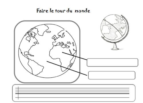 Carnet de géographie