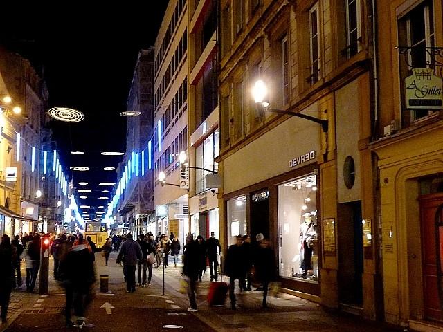 Noël rue Serpenoise 2 Marc de Metz 2011