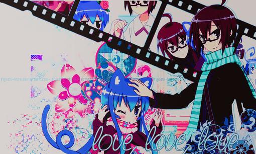 """Résultat de recherche d'images pour """"acchi kocchi wallpaper"""""""