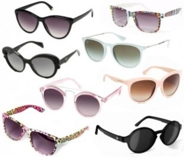 Les lunettes de soleil tendances ete 2014