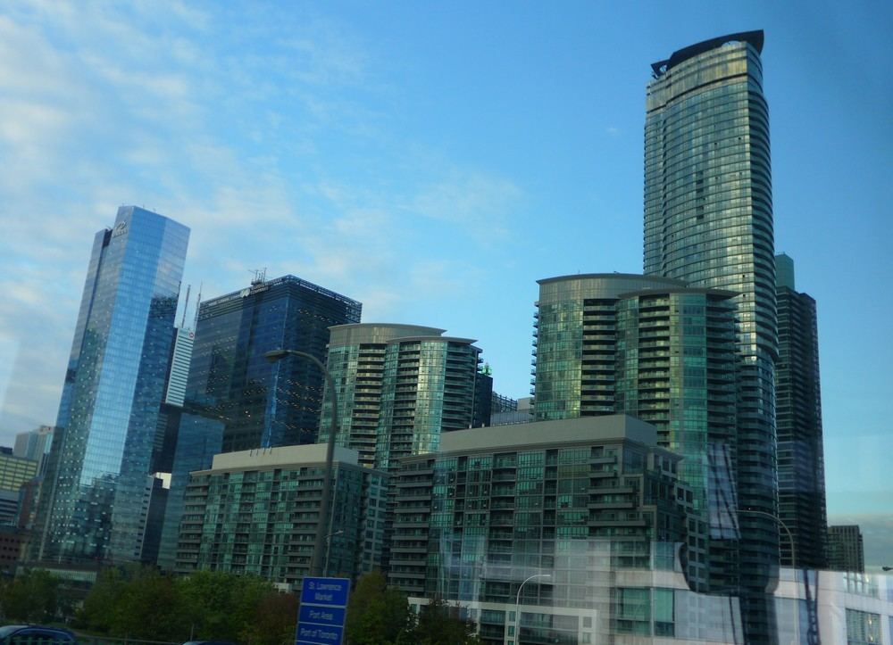 Découverte de Toronto...