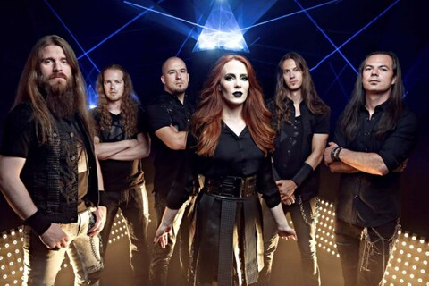"EPICA - ""Dancing In A Hurricane"" (Clip live)"