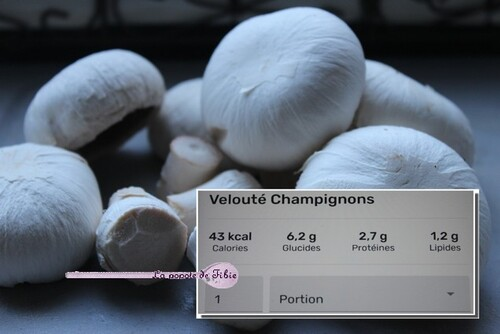 Velouté Champignons