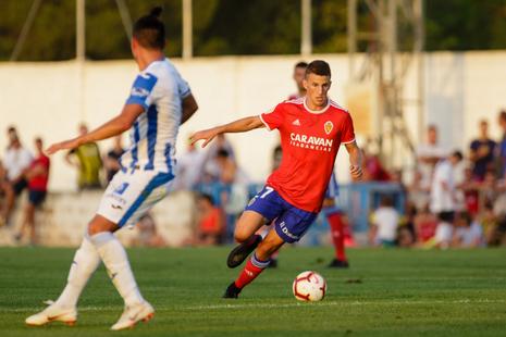 Maillot Real Zaragoza 2018 2019