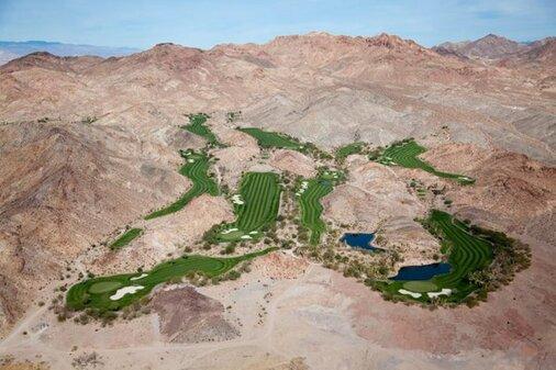 des lieux dans le désert