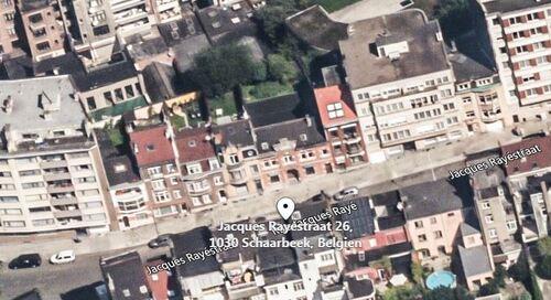 Bruxelles Schaerbeek - Rue Jacques Rayé (bing.com)