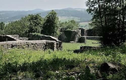 Usson  ( Puy-de-Dôme )