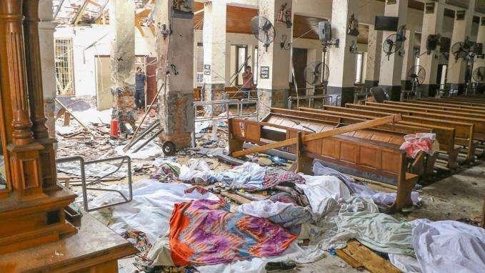 Attentats au Sri Lanka EN DIRECT : Le bilan s'élève désormais à 207 morts…