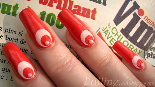 Nail Art So 60's