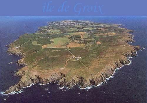 Circuit Touristique : ILE DE GROIX