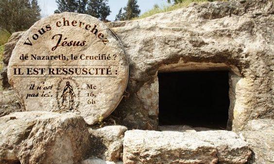 « Vous cherchez Jésus de Nazareth, le Crucifié ? Il est ressuscité : il n'est pas ici. » Mc 16, 6b - Hozana: