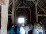 Visite du château de Brancion