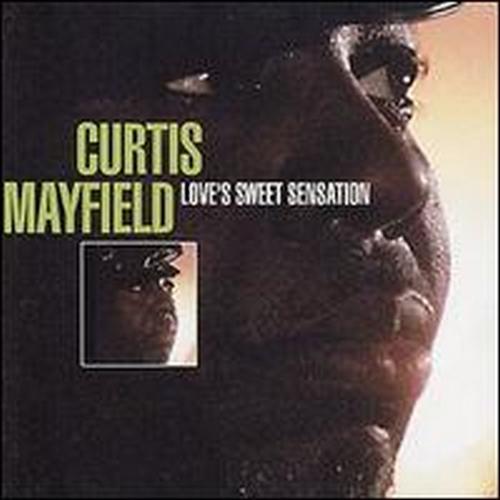"""1999 : CD """" Love's Sweet Sensation """" Delta Mid Records 47022 [ US ]"""