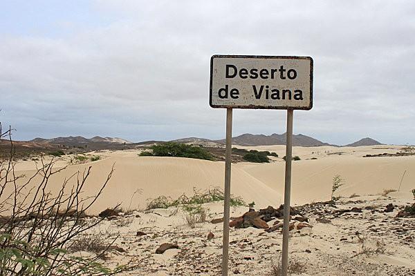 désert de viana