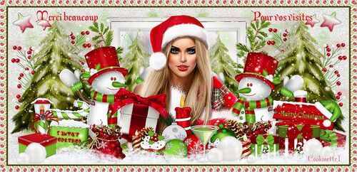 Design 2 : Noël