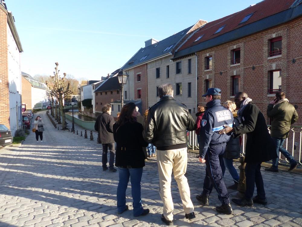 Balades urbaines, visites de proximité