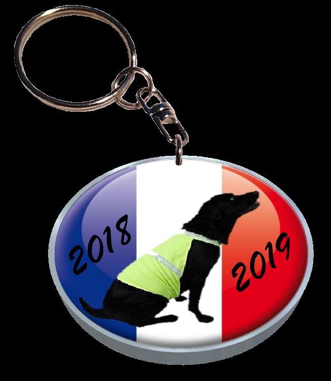 Le porte-clés à Macron (Humour)