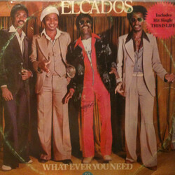 Elcados - What Ever You Need - Complete LP
