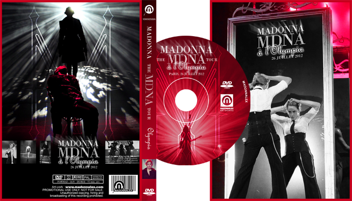 MDNATour - Olympia - DVD