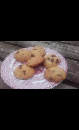Recette de cookies ! (facile)