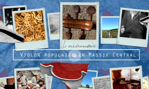 Violon populaire en Massif Central