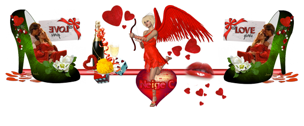 barre de la Saint-Valentin