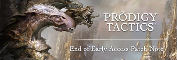 Sortie : Prodigy Tactics
