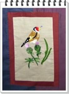 edredon oiseau 1