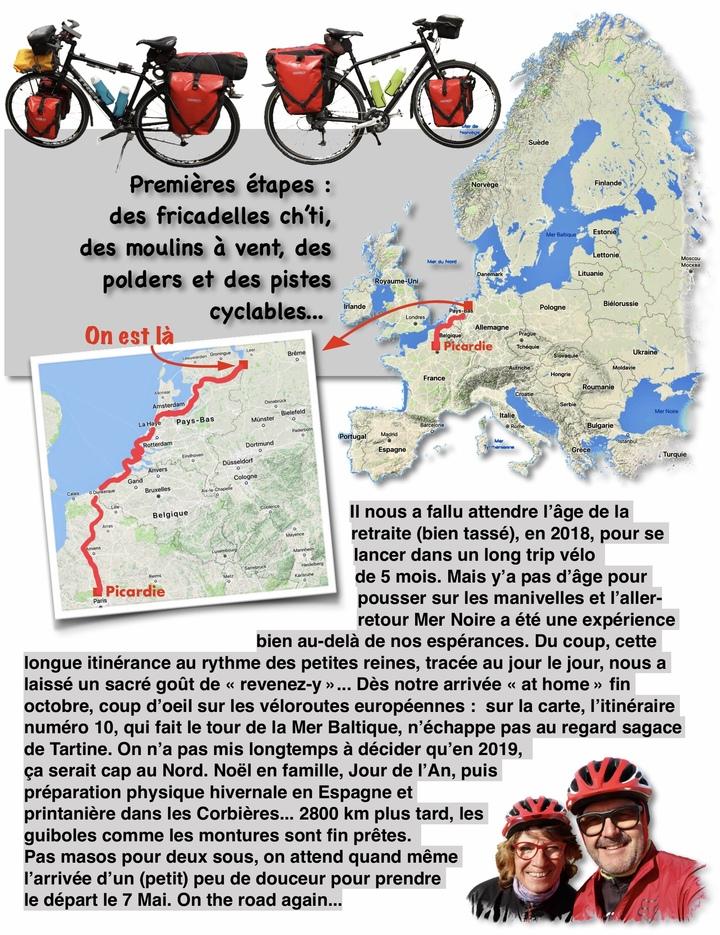2019 - Vélo Tour Nordique / 1
