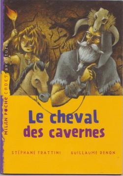 Préhistoire : 3eme texte : Le cheval des cavernes (roman)