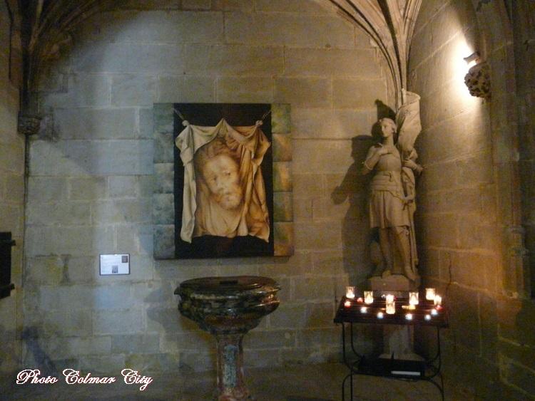 Carcassonne : La cathédrale