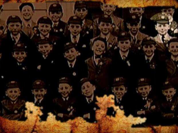 Colm ,enfant,Ecole des Frères Chrétiens