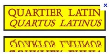 Historique Quartier latin
