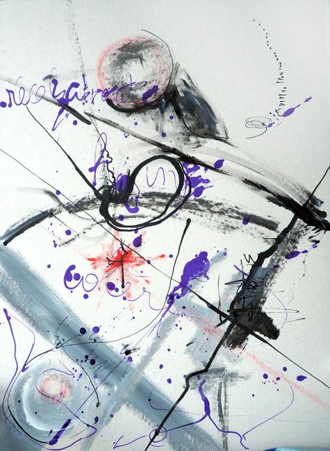 © Gwenn Audic : Peintures 2107