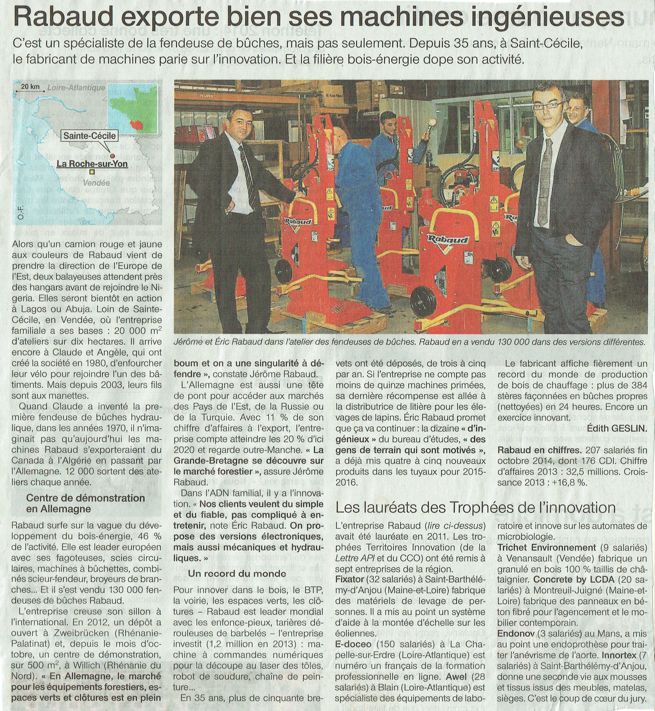 Section Bts Crsa 2014 2015 Lycée Nicolas Appert Orvault