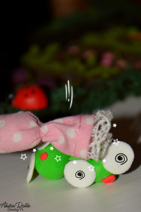 Momoe a retrouvé Ping Pong !