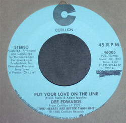 Dee Edwards - Put Your Love On The Line
