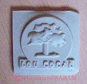 biscuit sablé personnalisé avec logo - Arts et sculpture: sculpteur figuratif