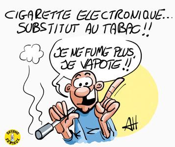 e-cigarette - 2 -